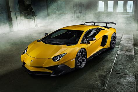 Where Was The Lamborghini Made Novitec Somehow Made The Lamborghini Aventador Sv Meaner