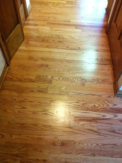 Golden Oak Wood Floor Installation Kenosha WI   My