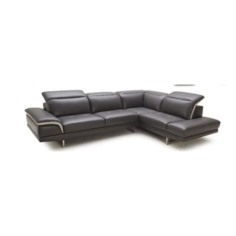 kuka leather sectional kuka sectional passion decor