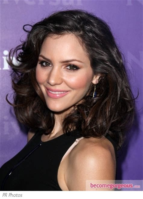images of bouncy bob haircut katharine mcphee bouncy curly bob hairstyle short