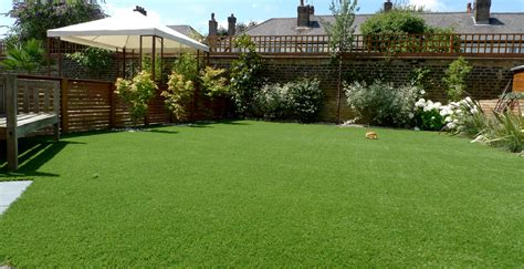 Landscaping Ideas Large Gardens Large Modern Garden Design Earlsfield South West