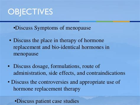 menopause and hormone replacement therapy webmd hormone therapy for women side effects cancer risks
