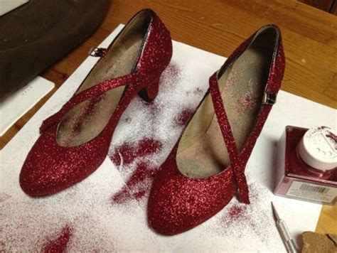 make ruby slippers 429 best images about wizard of oz ideas on