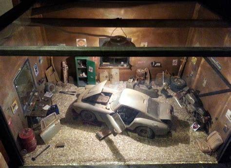 diorama werkstatt 1 18 werkstatt diorama 1 18 oder scheunenfund 1 18