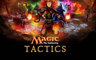 Magic the gathering tactics review and download mmobomb com