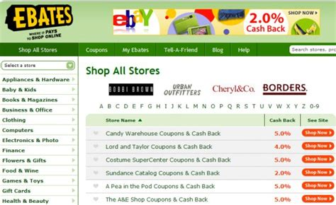 ebates official site get paid to shop joyful scribblings