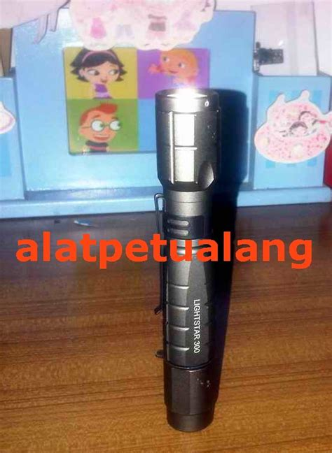 Lu Senter review terralux lightstar 300 alatpetualang