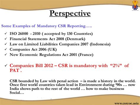 Csr Notes For Mba mba in corporate social responsibility