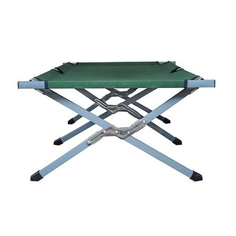 portable cot bed folding cing bed outdoor portable military cot sleeping