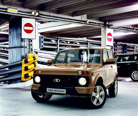 Auto Lada by Lada 4x4 Familienzuwachs