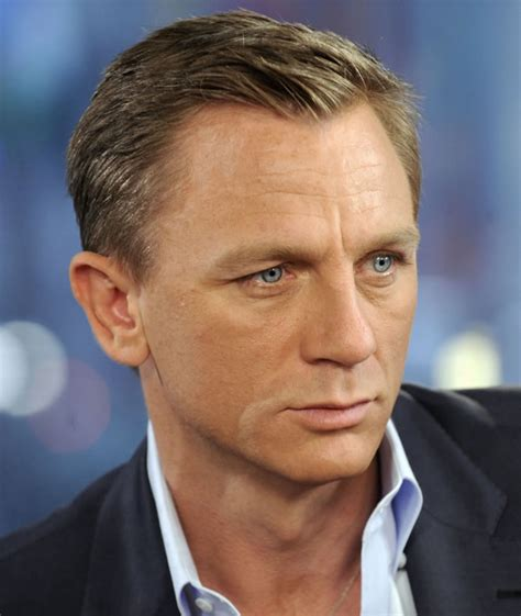 Daniel Craig Hairstyle the haircuts that will lift any s look