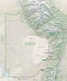 national parks colorado map free colorado national park maps