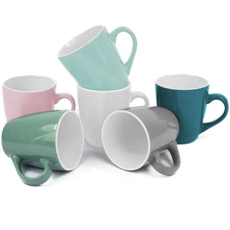Farbe Petrol 5490 by Tasse Tassen Kaffeetasse Kaffeebecher Becher Keramik