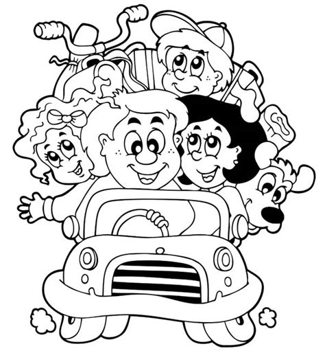 disney coloring pages road trip disney best free
