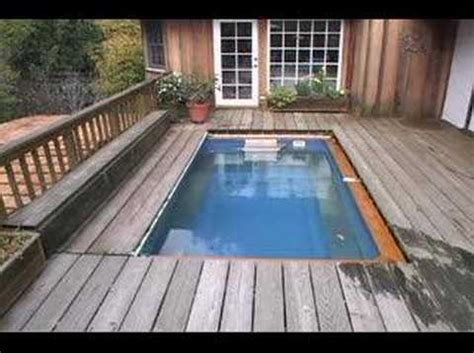 how much does a lap pool cost endless pools installation options youtube