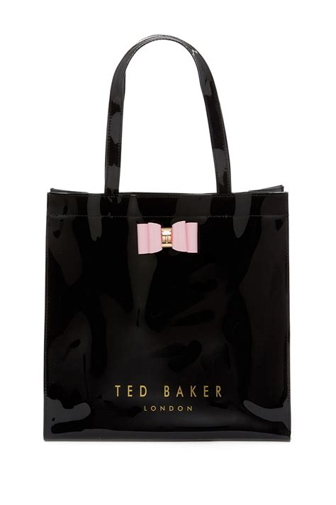 ted baker london bethcon core large icon tote bag