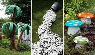 craft garden ideas 34 easy and cheap diy projects to dress up your garden