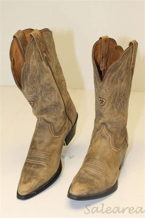 westerns distressed leather and cowboys on