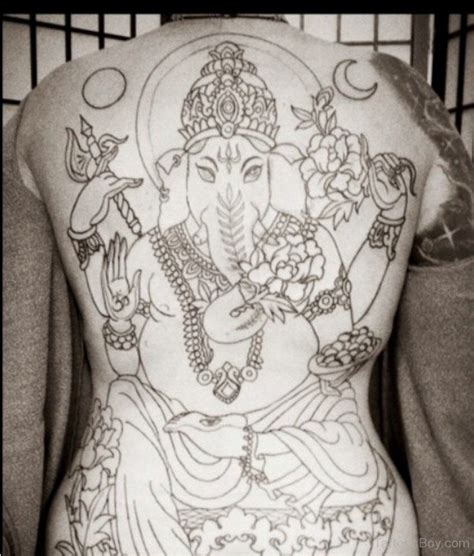 tattoo ganesha full back hinduism tattoos tattoo designs tattoo pictures page 3