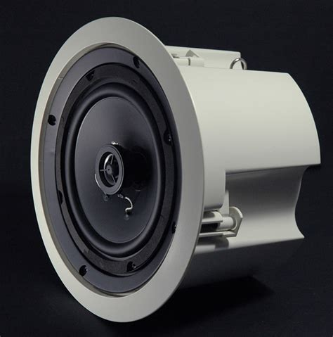 Ceiling Speakers With by Ice620st 2 Way 6 5 Quot Ceiling Speaker 70v With Backcan