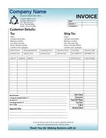 business invoice templates free invoice template page 2 printable invoice templates