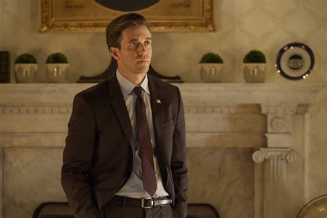 designated survivor agent wells designated survivor review the traitor the tracking board
