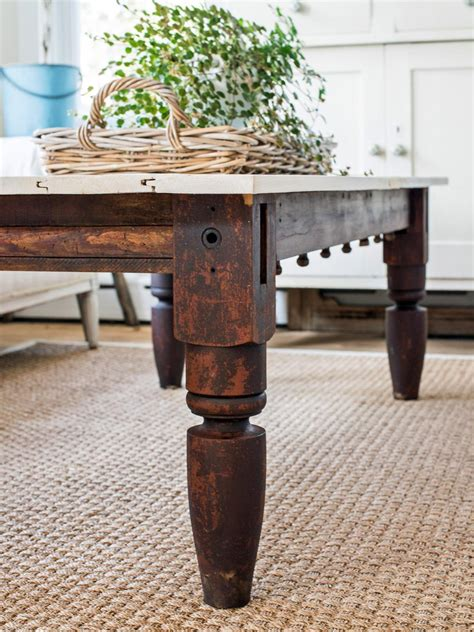 coffee table how to make an upcycled coffee table hgtv