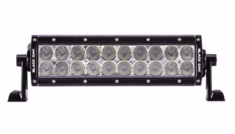 10 Inch Dual Row Led Light Bar White Leds Leds Light Bars
