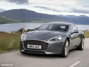 2015 Aston Martin Rapide 2015 Aston Martin Rapide S Review