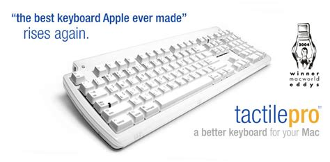 Tactile Pro 2 Is Like The Apple Keyboard But Better by Matias Tactile Pro 3