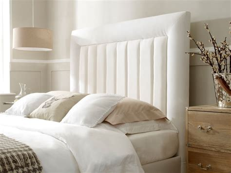 contemporary headboards uk adams fluted headboard king size contemporary