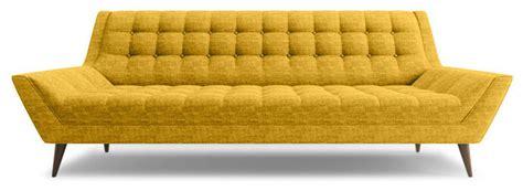mid century modern velvet sofa marvelous ottoman sleeper in family room modern with