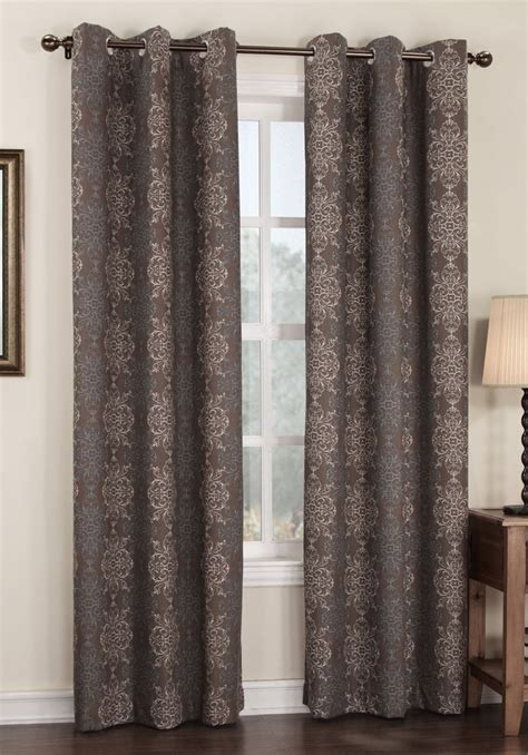 thermal grommet curtains henna thermal lined grommet panel wine s lichtenberg