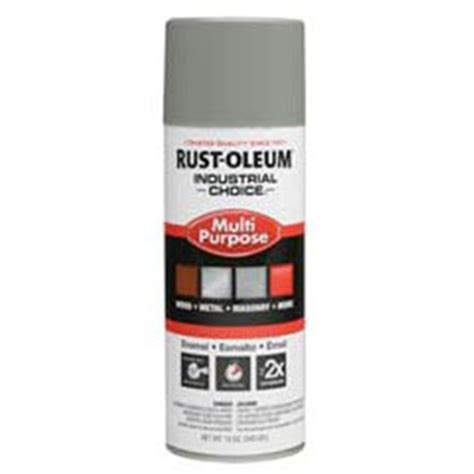 industrial spray painter qualifications rust oleum industrial choice 1684830 12 oz aerosol can
