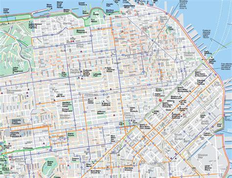 san francisco map interactive large san francisco maps for free and print