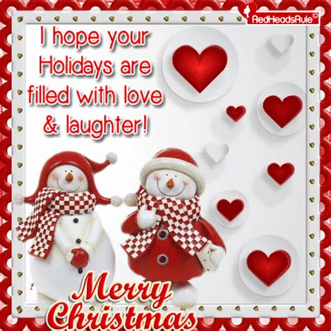 holidays filled  love  laughter  friends ecards