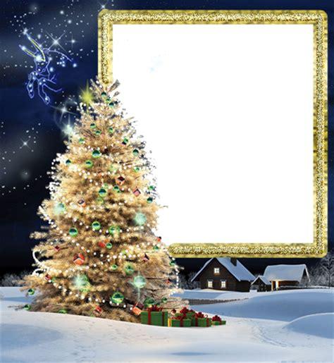 photo frames christmas tree