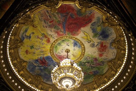 Le Plafond De L Opéra Garnier by Op 233 Ra Garnier Une Merveille Napol 233 On Iii