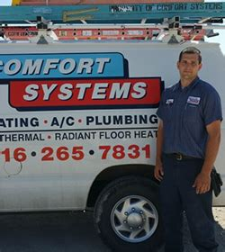 comfort systems usa jobs commercial hvac lead installation technician rose hill