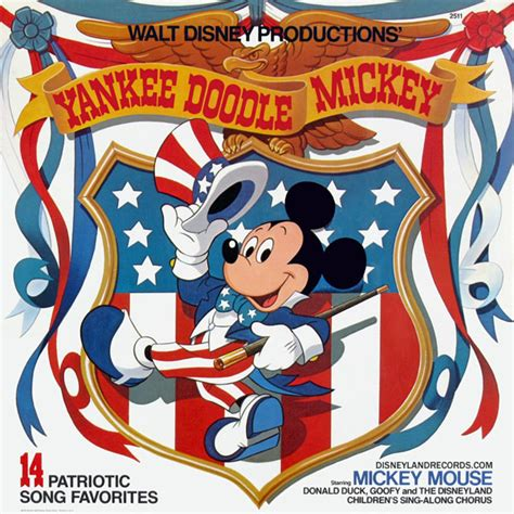 yankee doodle billiard club mickey discovers america and molly ringwald on records