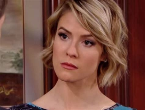 caroline forresters haircut the bold and the beautiful spoilers linsey godfrey out