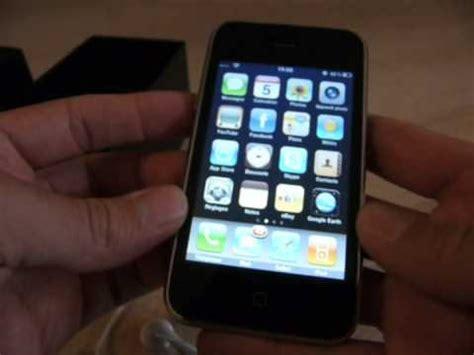 test complet apple iphone gs  noir partie  youtube