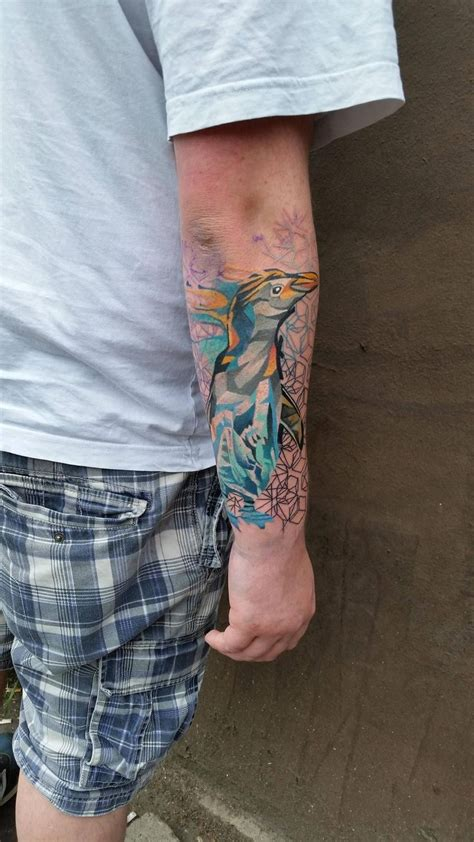 watercolor tattoos glasgow 62 best penguin images on penguin