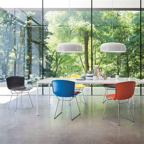 Chair Bertoia by Bertoia Plastic Side Chair Knoll