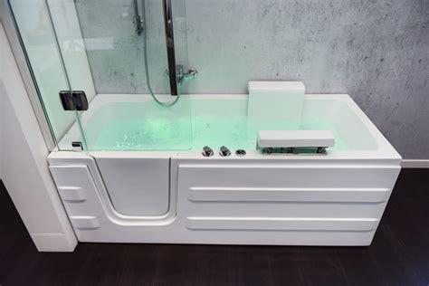vasca da bagno con sedile vasca da bagno robotizzata toaccess