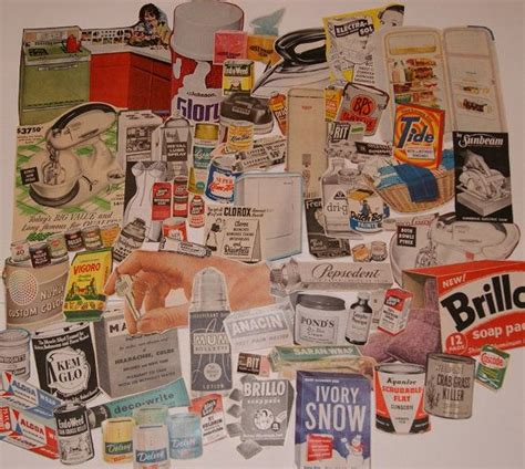 household magazines lot of 65 vintage household products and items magazine