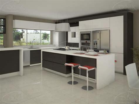 alacenas blancas tono chocolate texturizado en mueble alacenas blancas en