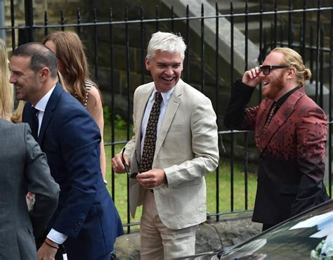 paddy mcguinness wedding photos paddy mcguinness phillip schofield and leigh francis