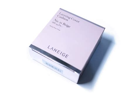 Harga Laneige Layering Cover Cushion review layering cover cushion laneige oh my stellar