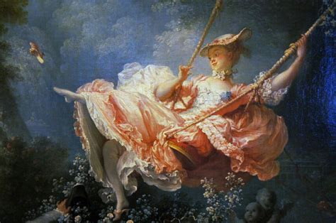 fragonard the swing 1767 les hasards heureux de l escarpolette 1767 jean honor 233